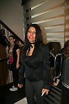 Jennifer Kandemir attends Celebrity Hairstylist Amoy Pitters & Host Joy Bryant Celebrate The Opening of Amoy Couture Hair Salon with Music by DJ Cassidy, New York, 2/16/10