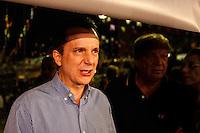 SAO PAULO, SP, 29 JULHO 2012 - ELEICOES 2012 - CELSO RUSSOMANO - O candidato do PRB à prefeitura de São Paulo, Celso Russomanno, visita a festa julina Clube Atlético Juventus, no bairro da Mooca, regiao leste da capital paulista, neste domingo. FOTO: VANESSA CARVALHO - BRAZIL PHOTO PRESS.
