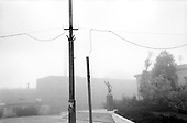 Ozd, Hungary.1995.The closing down of a steel town.