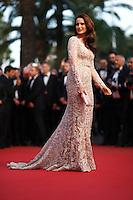 Andie Macdowell <br /> 16-05-2015 Festival del Cinema di Cannes 2015<br /> Foto Panoramic / Insidefoto
