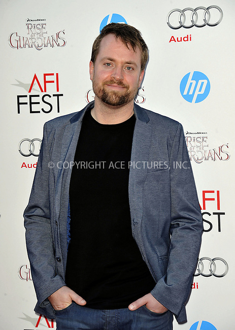 WWW.ACEPIXS.COM....November 4 2012, LA....Kyle Armstrong arriving at the gala screening of 'Rise Of The Guardians' during the 2012 AFI FEST at Grauman's Chinese Theatre on November 4, 2012 in Hollywood, California. ......By Line: Peter West/ACE Pictures......ACE Pictures, Inc...tel: 646 769 0430..Email: info@acepixs.com..www.acepixs.com