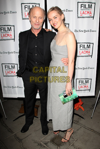 3 March 2014 - Los Angeles, California - Ed Harris, Jess Weixler. &ldquo;THE FACE OF LOVE&rdquo; Premiere Screening Held at LACMA. <br /> CAP/ADM/FS<br /> &copy;Faye Sadou/AdMedia/Capital Pictures