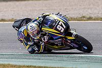 Xavi Vierge of Spain and Tech 3 Racing Team rides during free practice for the Moto2 of Catalunya at Circuit de Catalunya on June 9, 2017 in Montmelo, Spain.(ALTERPHOTOS/Rodrigo Jimenez) (NortePhoto.com) (NortePhoto.com)