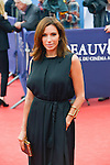 Aure Atika attends the 'Life' Premiere during the 41st Deauville American Film Festival on September 5, 2015 in Deauville, France