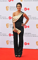 Konnie Huq at the British Academy (BAFTA) Television Awards 2019, Royal Festival Hall, Southbank Centre, Belvedere Road, London, England, UK, on Sunday 12th May 2019.<br /> CAP/CAN<br /> &copy;CAN/Capital Pictures