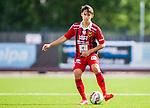 S&ouml;dert&auml;lje 2015-08-01 Fotboll Superettan Assyriska FF - &Ouml;stersunds FK :  <br /> &Ouml;stersunds Sebastian Lundb&auml;ck i aktion under matchen mellan Assyriska FF och &Ouml;stersunds FK <br /> (Foto: Kenta J&ouml;nsson) Nyckelord:  Assyriska AFF S&ouml;dert&auml;lje Fotbollsarena Superettan &Ouml;stersund &Ouml;FK portr&auml;tt portrait