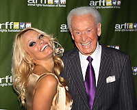 Pam Anderson & Bob Barker 3-14-2009<br /> Digital Photo by JR Davis/PHOTOlink.net