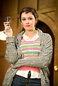 The Priory by Michael Wynne,directed by Jeremy Herrin.With Rachael Stirling as Rebecca. Opens at The Royal Court Theatre on 27/11/09.  Credit Geraint Lewis