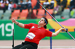 Lima 2019 Para Atletismo - Jabalina - Francisca Mardones