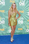 Singer Shannon Rae Bex of Danity Kane arrive at the 2008 Teen Choice Awards at the Gibson Amphitheater on August 3, 2008 in Universal City, California.