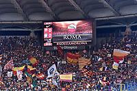 Tifosi Roma Supporters <br /> Roma 26-08-2017 Stadio Olimpico Calcio Serie A AS Roma - Inter Foto Andrea Staccioli / Insidefoto