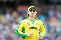 Adam Zampa (Australia) during India vs Australia, ICC World Cup Cricket at The Oval on 9th June 2019