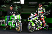 2016 FIM Superbike World Championship, Round 05, Imola, Italy, 29 April - 1 May 2016, Tom Sykes, Kork Ballington, Kawasaki Ninja ZX-10R,  Kawasaki KR250