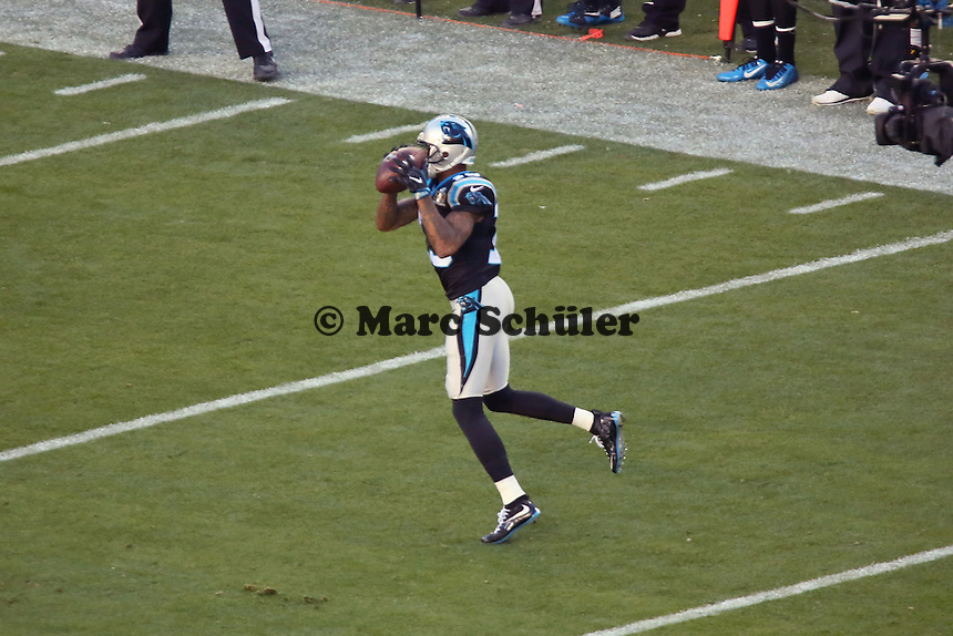 WR Ted Ginn (Panthers) - Super Bowl 50: Carolina Panthers vs. Denver Broncos