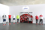 General view, <br /> SEPTEMBER 7, 2016 :<br /> General view of the ASICS Corporation booth during the Japan House sneak preview for media at the Rio 2016 Paralympic Games in Rio de Janeiro, Brazil. <br /> (Photo by Shingo Ito/AFLO)