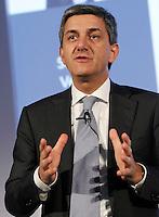 Digital  x Italia . Capri, 03 ottobre 2013<br /> nella foto<br /> Stefano Venturi,<br /> Amministratore Delegato, Hewlett Packard,