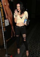Vanessa Veracruz at AVN Expo, <br /> Hard Rock Hotel, <br /> Las Vegas, NV, Wednesday January 15, 2014.