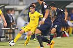 Daisuke Suzuki (Reysol), MAY 22, 2013 - Football /Soccer : AFC Champions League Round of 16 2nd leg match between Kashiwa Reysol 3-2 Jeonbuk Hyundai Motors at Hitachi Kashiwa Stadium, Chiba, Japan. (Photo by AFLO SPORT)