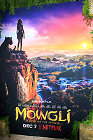 "LOS ANGELES - NOV 28:  General Atmosphere at the ""Mowgli: Legend of the Jungle"" Premiere at the ArcLight Theater on November 28, 2018 in Los Angeles, CA"