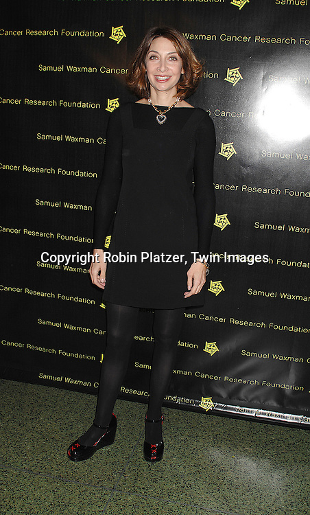 Ileana Douglas in Nanette Lapore.atThe Collaboratinf for a Cure Benefit and Auction for the Samuel Waxman Cancer Research Foundation Dinner on November 29, 2007 at The 69th Regiment Armory in New York. .Robin Platzer, Twin Images