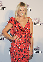 NEW YORK, NY - SEPTEMBER 28: Malin Akerman attends the New York City Ballet's 2017 Fall Fashion gala at David H. Koch Theater at Lincoln Center on September 28, 2017 in New York City.  Photo Credit: John Palmer/MediaPunch