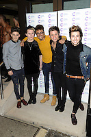 Kingsland Road arriving at James' Jog On To Cancer Event, Kensington Roof Gardens, London. 09/04/2014 Picture by: Alexandra Glen / Featureflash