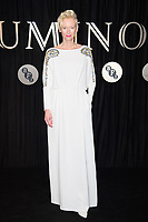 TIlda Swinton<br /> arriving for the BFI Luminous Fundraising Gala 2017 at the Guildhall , London<br /> <br /> <br /> ©Ash Knotek  D3316  03/10/2017