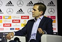 DFB-Generalsekretaer Friedrich Curtius - 15.05.2018: Vorläufige WM-Kaderbekanntgabe, Deutsches Fußballmuseum Dortmund