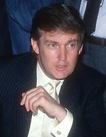 Donald Trump<br /> 1995<br /> Photo By John Barrett/CelebrityArchaeology.com