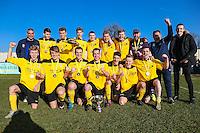 Barton Rover U21 v Slip End United - Beds FA Sunday Centenary Cup Final 2015-16 - 13 March