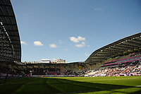 General view during the European Challenge Cup semi final between Stade Francais and Bath on April 23, 2017 in Paris, France. ( Photo by Andre Ferreira / Icon Sport )