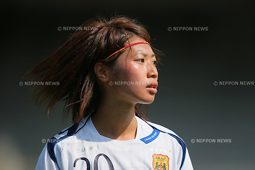 Yoko Tanaka (Leonessa), MAY 4, 2013 - Football /Soccer : Plenus Nadeshiko League 2013 between Urawa Reds Ladies 0-3  INAC Kobe Leonessa at Urawa Komaba Stadium, Saitama, Japan. (Photo by Yusuke Nakanishi/AFLO SPORT)