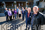 Pictured at the judging of the Purple Flag at The Rose Hotel, Tralee on Friday last were l-r: Frank Hartnett (Kerry County Council), James Finnegan (Tralee Chamber Alliance), Rosalynd Hayes (IT Tralee), Jean Foley (Kerry County Council), Major of Tralee Norma Foley, Sergeant Gary Carroll, Sergeant Tim O'Keeffe, Mike Scannell (Kerry County Council), David Scott (Purple Flag Coordinator), Kieran Ruttledge (Tralee Chamber Alliance) and Simon Ford (Lead Assessor Purple Flag).