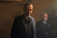 Darkest Hour (2017) <br /> Stephen Dillane<br /> *Filmstill - Editorial Use Only*<br /> CAP/KFS<br /> Image supplied by Capital Pictures