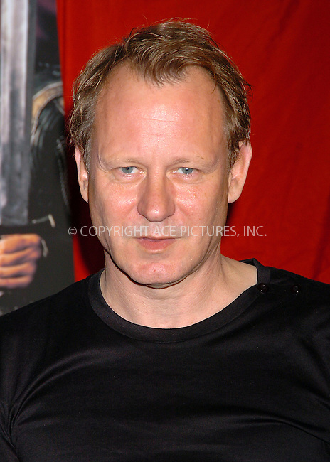 Stellan Skarsgard attending the premiere of 'King Arthur' in New York, June 28, 2004. Please byline: AJ SOKALNER/ACE Pictures.   .. *** ***..All Celebrity Entertainment, Inc:  ..contact: Alecsey Boldeskul (646) 267-6913 ..Philip Vaughan (646) 769-0430..e-mail: info@nyphotopress.com