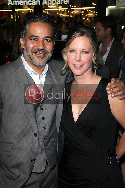 """John Ortiz<br /> at the premiere of HBO's """"LUCK,"""" Chinese Theater, Hollywood, CA 01-25-12<br /> David Edwards/DailyCeleb.com 818-249-4998"""