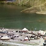 """Кадр из фильма """"Тризна"""" (Кулагер) (1972), СССР, Казахфильм; Режиссер: Булат Мансуров; / Filmstill """"Trizna"""" (1972), USSR; Director: Bulat Mansurov;"""