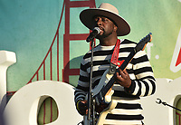 SAN FRANCISCO, CALIFORNIA - AUGUST 11: Wyclef Jean performs during the 2019 Outside Lands Music And Arts Festival at Golden Gate Park on August 11, 2019 in San Francisco, California. Photo: imageSPACE/MediaPunch