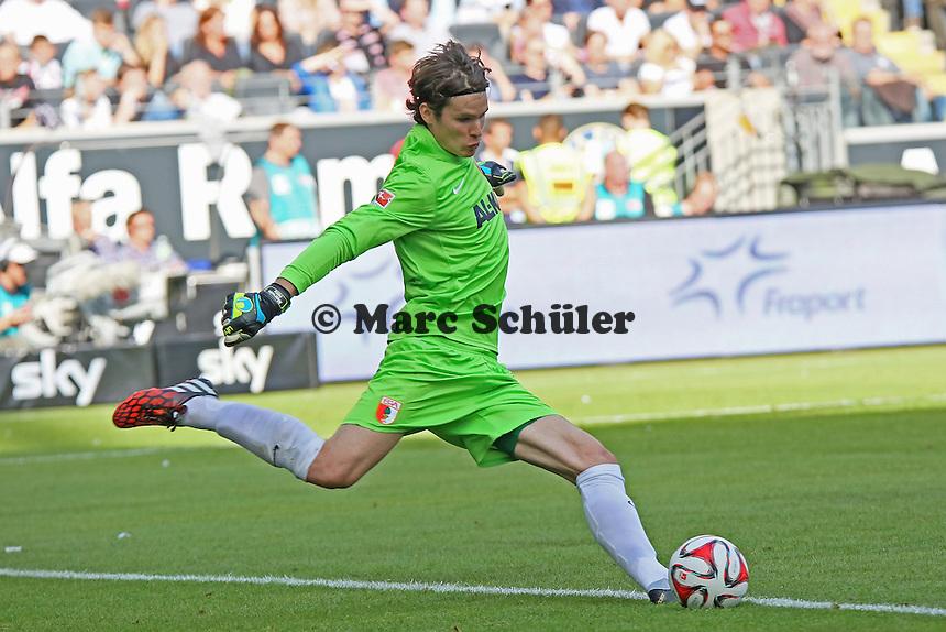 Marwin Hitz (Augsburg) - Eintracht Frankfurt vs. FC Augsburg, Commerzbank Arena