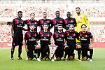 AC Milan squad pose for team photo during the 2017 International Champions Cup China  match between FC Bayern and AC Milan at Universiade Sports Centre Stadium on July 22, 2017 in Shenzhen, China. Photo by Marcio Rodrigo Machado / Power Sport Images