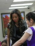 May 31st 2012. ...Angela Simmons visits a nail hair beauty salon in Beverly Hills...AbilityFilms@YAHOO.COM.805 427 3519.www.AbilityFilms.com.