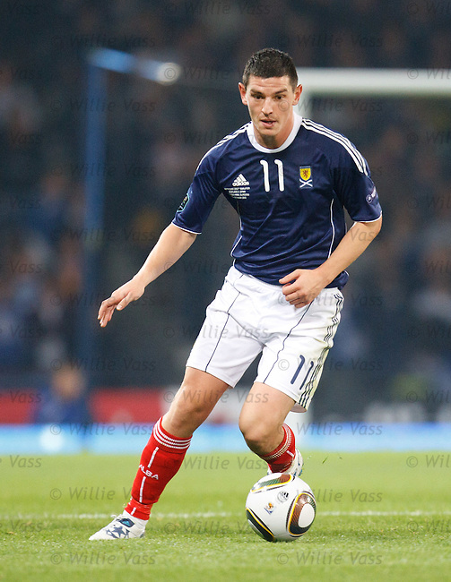 Graham Dorrans, Scotland