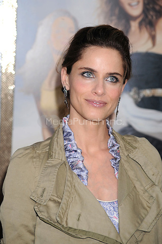 Amanda Peet at the film premiere of 'Sex and the City 2' at Radio City Music Hall in New York City. May 24, 2010.Credit: Dennis Van Tine/MediaPunch