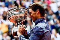 20190609 Tennis Roland Garros