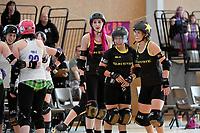 20171015 Quake, Battle & Roll -  Sun State Roller Girls v Dunedin Derby