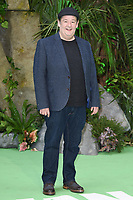 Johnny Vegas at the &quot;Early Man&quot; world premiere at the IMAX, South Bank, London, UK. <br /> 14 January  2018<br /> Picture: Steve Vas/Featureflash/SilverHub 0208 004 5359 sales@silverhubmedia.com