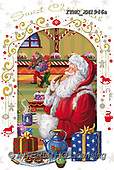 Marcello, CHRISTMAS SANTA, SNOWMAN, WEIHNACHTSMÄNNER, SCHNEEMÄNNER, PAPÁ NOEL, MUÑECOS DE NIEVE, paintings+++++,ITMCXM1946A,#X#