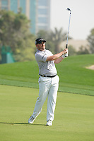 Richie Ramsay (SCO) in action during the third round of the Omega Dubai Desert Classic, Emirates Golf Club, Dubai, UAE. 26/01/2019<br /> Picture: Golffile | Phil Inglis<br /> <br /> <br /> All photo usage must carry mandatory copyright credit (© Golffile | Phil Inglis)