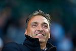 Nederland, Den Haag, 31 augustus 2012.Eredivisie .Seizoen 2012-2013.ADO Den Haag-FC Groningen (0-1).Robert Maaskant, trainer-coach van FC Groningen