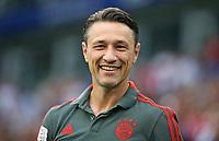 15.08.2018, Football  2018/2019, pre season friendly, Hamburger SV - FC Bayern Muenchen, Volksparkstadium Hamburg. Trainer Niko Kovac (Bayern Muenchen)  *** Local Caption *** © pixathlon